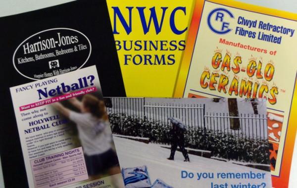 Brochures, Leaflets & General Print